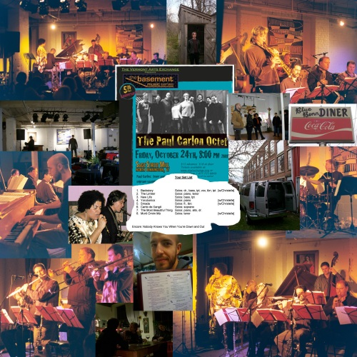 Fall '08 Tour collage flattened
